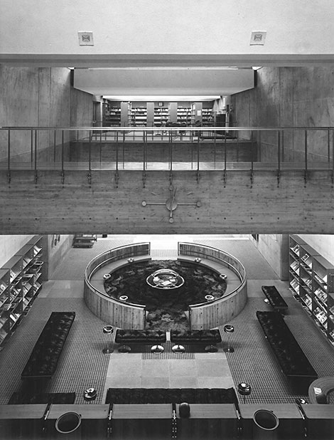 ?ita Prefectural Library, photo courtesy of Yasuhiro Ishimoto ?ita Prefectural Library, photo courtesy of Yasuhiro Ishimoto