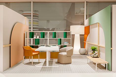Haworth Orgatec 2016
