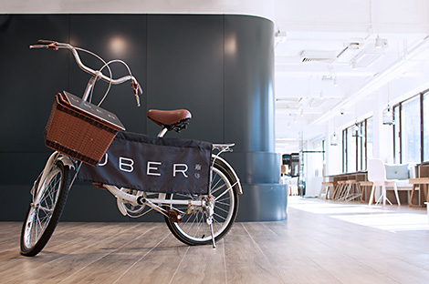 Uber à hong kong office et culture