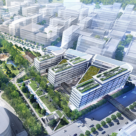 Hongqiao Vantone SunnyWorld Center