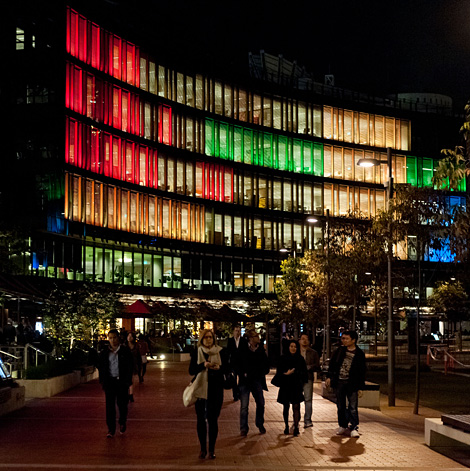 darling quarter de nuit