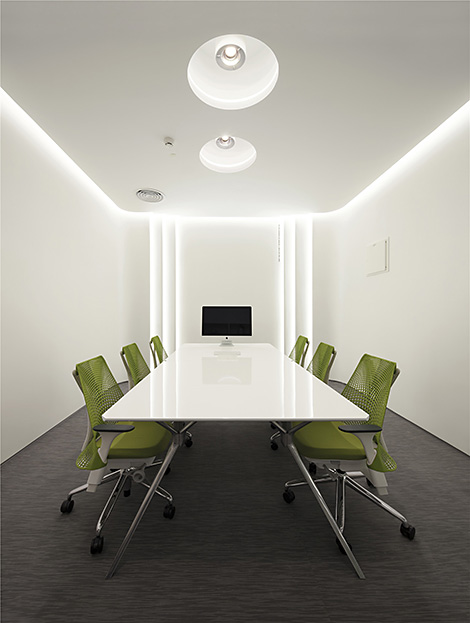 Bmw canton office et culture for Office design video conferencing