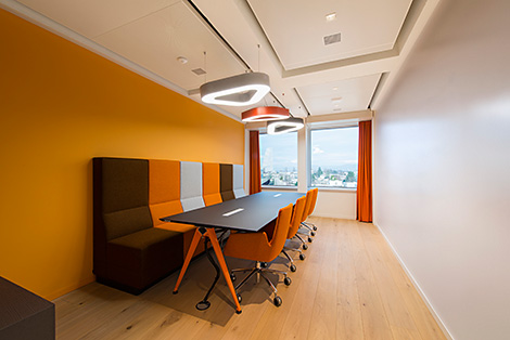 PWC meeting room