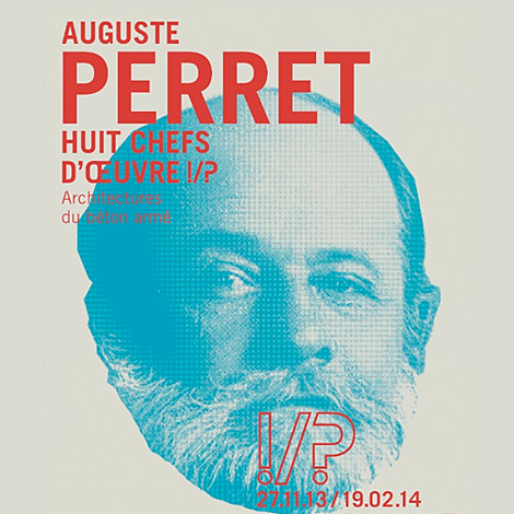 affiche Auguste Perret