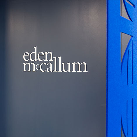 Eden McCallum's office