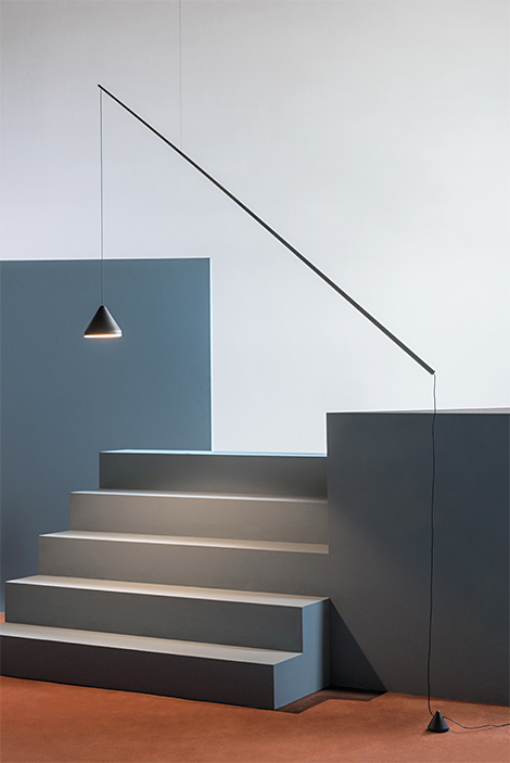 Lampadaire North / Vibia