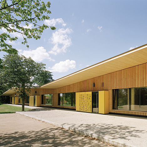 Architecture nature office et culture for Architecture et nature