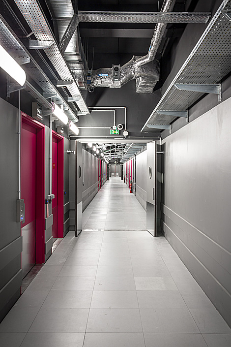 ENIA DATA CENTER BDF