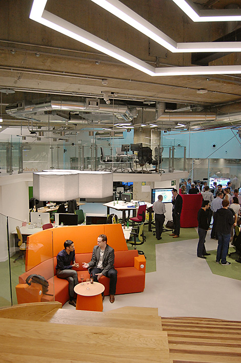 Sainsbury's Digital Lab