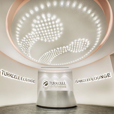 Turkcell Lounge, accueil