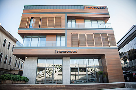 Novawood Office and Showroom Building