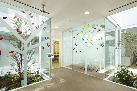 Nature et simplicit office et culture for Design interieur cours