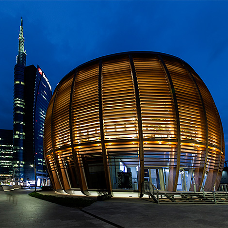 Pavillon unicredit