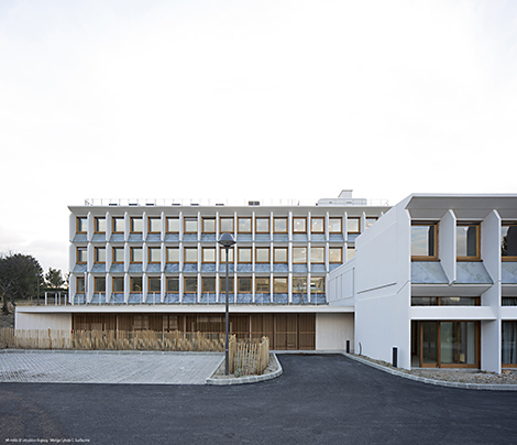 campus universitaire Luminy