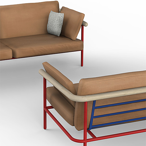 X-RAY Sofa Collection