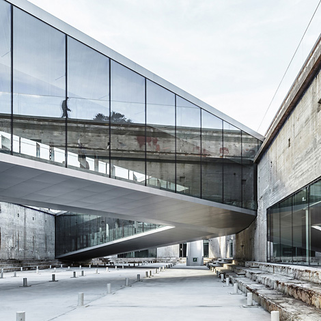 Danish Maritime Museum - BIG - Bjarke Ingels Group