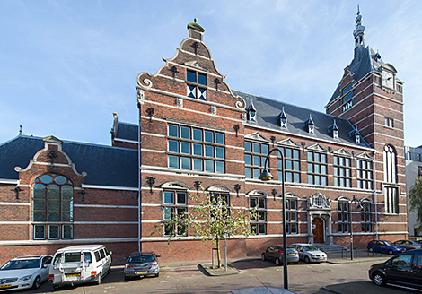 Old Library Delft