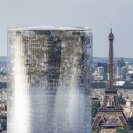 Mirage Tour Montparnasse